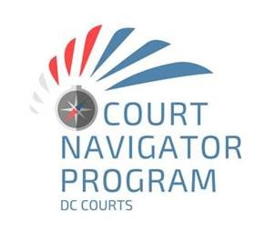 法院導航標誌