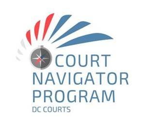 Logotipo de Court Navigator