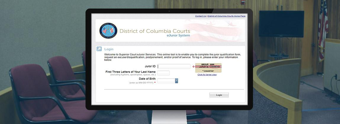 Dc Courts Homepage District Of Columbia Courts