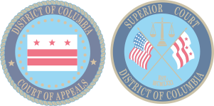 Seals of the Court of Appeals and Superior Court
